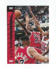 1993-94 Upper Deck #SP3 Michael Jordan/Wilt Chamberlain Bulls 76ers
