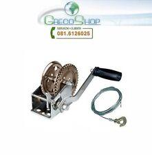Verricello/Argano/Paranco a mano/manuale mini 270Kg/600 lbs