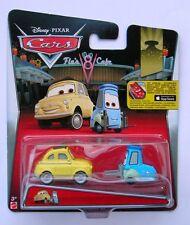 Disney Pixar Cars  LUIGI & GUIDO  Very Rare UK !!