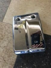 harley davidson fuse box chrome cover (ops7514)