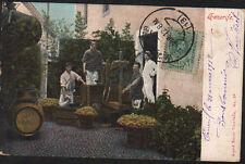 ANTIGUA POSTAL SANTA CRUZ DE TENERIFE CANARIAS 1912   POSTCARD POSTKARTE CC01226
