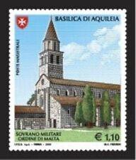 2020 Basilica di Aquileia - SMOM - serie 1v