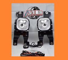 08 09 10 FORD F250 F350 F450 6.4L CLEAR OEM REPLACEMENT FOG LIGHT SET W/SWITCH