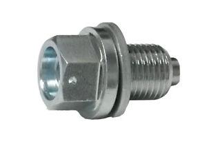 Outlaw Racing OR2623B Magnetic Oil Drain Plug 12x1.5x13mm YAMAHA YZ80 1982-2001