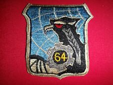 ARVN Air Force 64th TACTICAL WING Vietnam War Patch