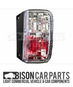 Vauxhall Vivaro 2001-2010 Rear Bumper Lamp Light With Fog Lamp Right Side RH