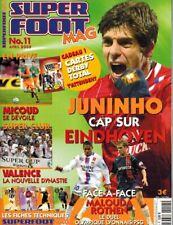 Super Foot Mag 2005 #11 Panini
