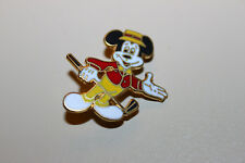 Disney Mickey Mouse Golf Themed Lapel Pin