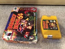 Donkey Kong 64 ( Nintendo 64, Expansion Not Included) Used