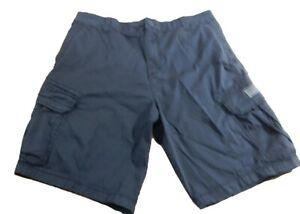 Men's Union Bay 6 Pocket Stretch Cargo Shorts w/Flex Waist-Style Y18OVYD