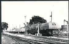 Photo Train Gare KR - VOI Kenya Afrique - 899