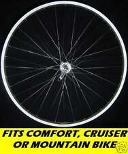 "26"" INCH FRONT Mountain Bike Wheel Alloy QR MTB 36h Comfort Cruiser Bicycle NEW"