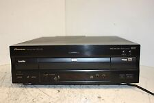 Pioneer Elite DVL-919 Audiophile CD/DVD LaserDisc Player w/ Dolby DTS - Works