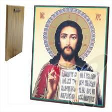 Ikone Jesus Christus Holz 20 x 24 икона Господь Вседержитель Спаситель ikona