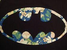 Batman Batsignal Bat-Signal Superhero Comic Books Black Tank Top T Shirt S