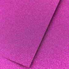 10pcs A4 Glitter Craft Cardstock 6 Colors Options Scrapbooking Card Making Sheet Rosy