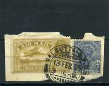 INDIA , 'frag cover''>GEORGE V '' >>AIL MAIL >  1935> TO   U.S.