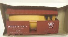 Pennsylvania Railroad X-29 Steel 40' SD Box 24167 McKean 3rd Rail Graphics Kit
