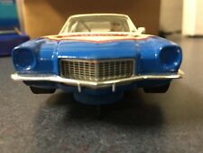 1/32 slot car Scalextric Custom 1970 Chevy Camaro #25 Pabst Blue Ribbon SCCA