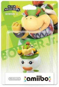 Nintendo Bowser Jr. Amiibo Super Smash Bros Series - mario 3d - fury - preorder