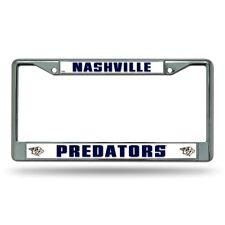 NHL Nashville Predators Chrome Frame [Sports]