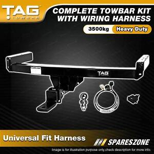 TAG Heavy Duty Towbar Kit for Iveco Daily 03/02-16 Daily Iii 05/99-04/06 3500kg