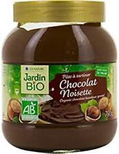 Jardin Bio - Pate À Tartiner Noisette Cacao 750G - Lot De 3