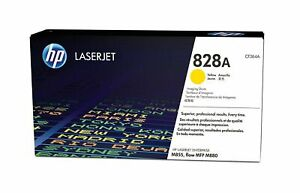 HP 828A CF364A YELLOW image Tambour LaserJet M880 M855dn SEALED NEW OEM Genuine