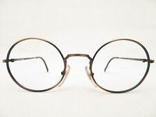 80er Vintage Sunjet Carrera 50□20 Brillengestell eyewear Panto Brille NEU NOS