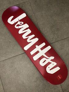 RARE Chocolate Skateboards Jerry Hsu 2013 Chunk Script Evan Hecox