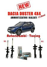 KIT RIALZO COMPLETO WKTORY +2,8cm DACIA DUSTER 1.5 DCI 4X4 4WD DAL 2010 IN POI