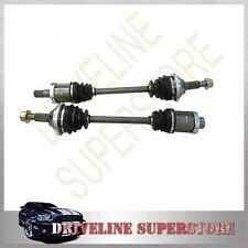 FORD TERRITORY TX SX SY year 2004-09, TWO FRONT CV JOINT DRIVE SHAFTS brand new