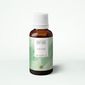 Thyme Pure Essential Oil- Pure & Therapeutic Grade- 10ml