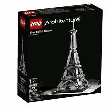 LEGO 21019 ARCHITECTURE THE FIFFEL TOWER