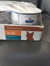New listing Hills Prescription Diet Cat Food K/D Wet Food 21 Cans Free Shipping