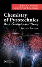 Chemistry of Pyrotechnics - 2nd Edition, 2011 - Conkling & Mocella