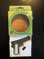 Vintage Toy Cap Gun Army Colt 45 - Sure Shot. In working order. Diecast