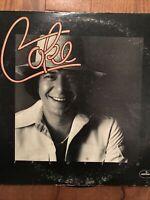 COKE ESCOVEDO VINYL RECORD SRM-1-1041 - LP VG