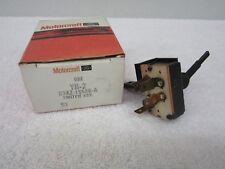 NOS  1973 1974 Galaxie 500 LTD A/C Heater Blower Motor Switch D3AZ-19986-A   dp