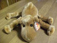 "BEANIE      BUDDY   ""HUMPHREY""    the   CAMEL"