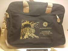 Gem Messenger Laptop Bag Red River  Zoological Society Vegas Sun Country Airlnes