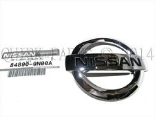 2009-2013 Nissan Maxima | Rear Trunk Lid Chrome Nissan Logo Emblem Badge OEM NEW