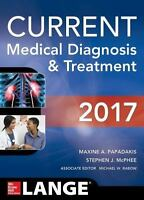 Current Medical Diagnosis & Treatment 2017, Paperback by Papadakis, Maxine A....