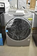 """Whirlpool Wed6620Hc 27"""" Chrome Shadow Front Load Electric Dryer Nob #104329"""