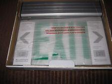 Lithonia EDG 1 G 120/277 Green Led Edge Lit Exit Sign W Led Lamp