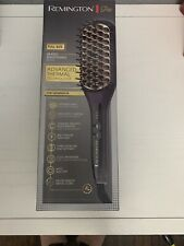 Remington CB7482 Professional Style Hair Straightening Brush - Purple