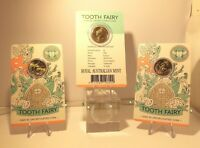 2020 $2 UNC Tooth Fairy RAM Coin in Card Limited Edition, Rare and Collectable