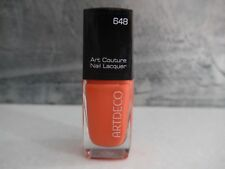 ARTDECO - ART COUTURE NAIL LACQUER - Vernis à ongles n°648 - SALMON PINK