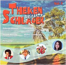 Thekenschlager Die Party Schlager Vol. 2