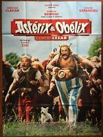Poster Asterix And Obelix Against CESAR Zidi Depardieu Keyboard 120x160cm